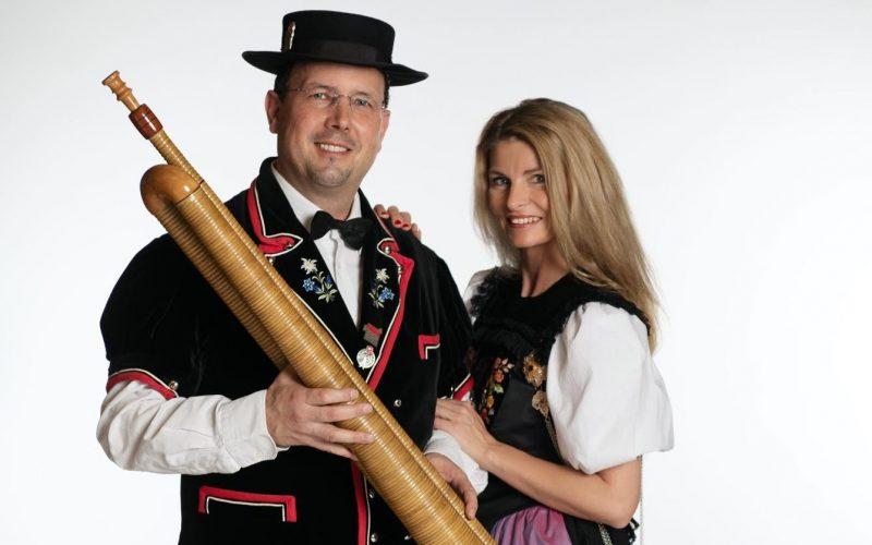 Franziska und Hanspeter Wigger